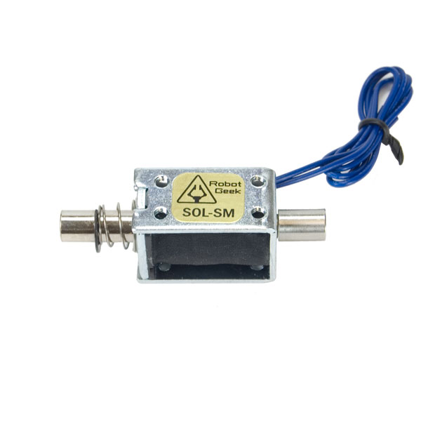 small solenoid