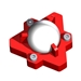 Ball Caster - Rendered View