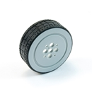 BIOLOID Wheel Set (2 Pack) bioloid tire, Bioloid Tire FP04-F18 Pair, Bioloid Wheel FP-04-17 Pair, DYNAMIXEL Wheel