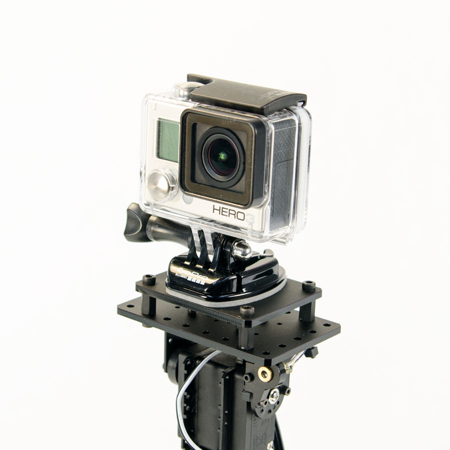 GoPro Pan Tilt Mounting Kit GoPro Pan Tilt Kit, GoPro Pan Tilt Mounting Kit, pan tilt for GoPro
