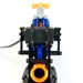 RobotGeek gun mount kit front view