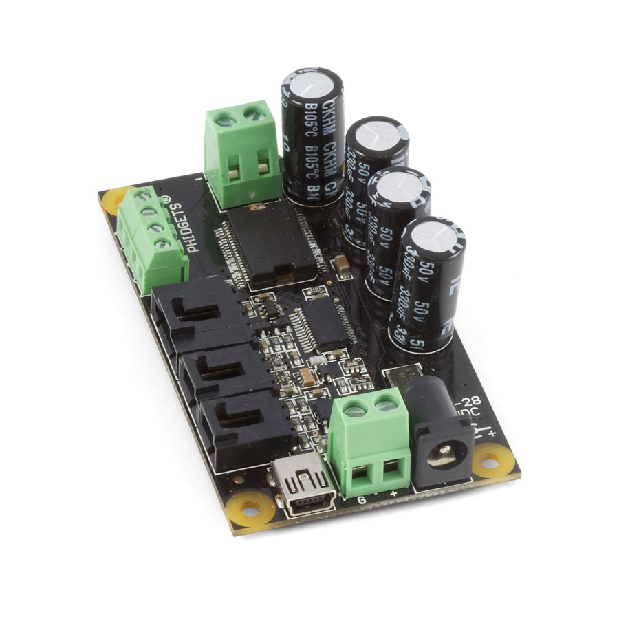 Pwm advanced signal driven dc motor controllers for Advanced dc motors inc