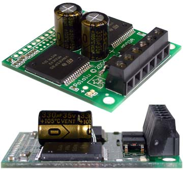 Dual VNH3SP30 Motor Driver Carrier MD03A - PO-707