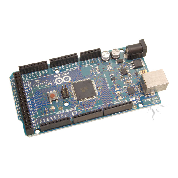 Arduino Mega 2560 Microcontroller Rev 3 - MG-A000067