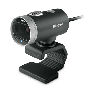 LifeCam Cinema Webcam - 720p HD (With Mount) Microsoft LifeCam Cinema Webcam  720p HD, HD robot camera, USB robot camera