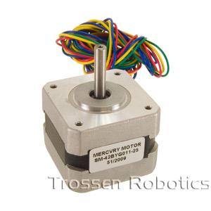 Bipolar stepper motor for 4 wire bipolar stepper motor
