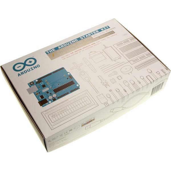 Arduino Starter Kit - Box