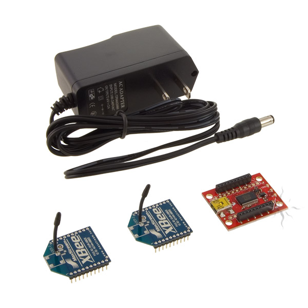 RFIDuino Wireless Upgrade Kit Wireless RFID, Xbee RFID,