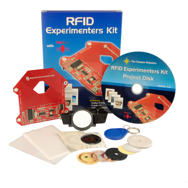 RFID Experimenters Kit - ASS-RFID-EXP-KT-100