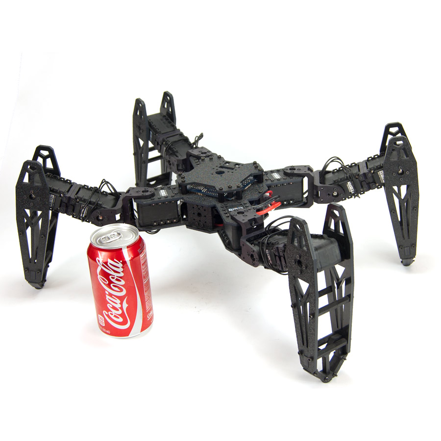 Phantomx Ax 12a Quadruped