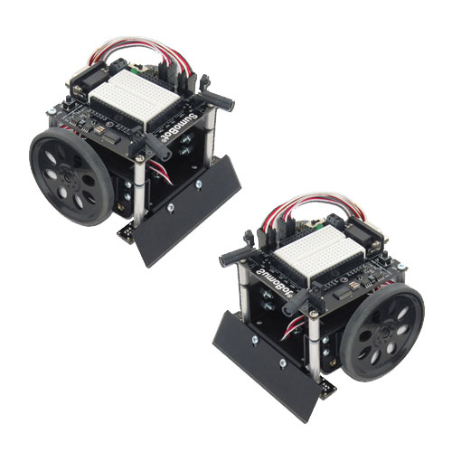 SumoBot Robot Competition Kit - PX-27402