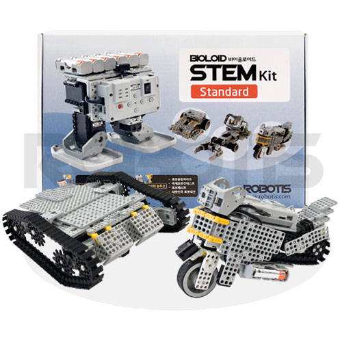 Bioloid stem standard robot kit bioloid stem kit solutioingenieria Gallery