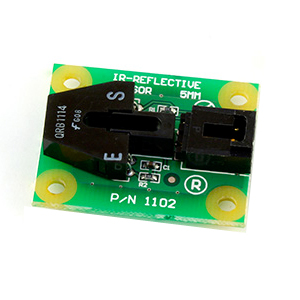 S 10 P1102 phidgets ir reflective sensor 5mm  at sewacar.co