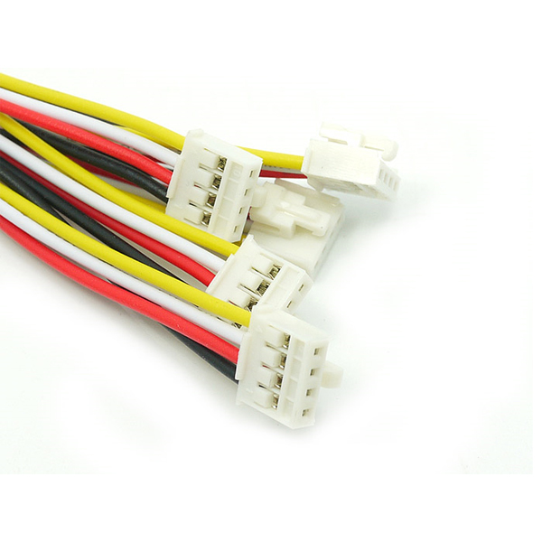 Grove Universal 4 Pin Buckled 20cm Cable - 5 pcs pack - S-ACC904530