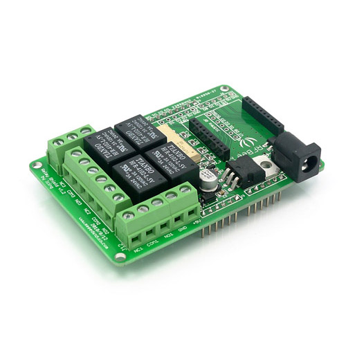Electronic Brick Relay Shield - SS-POW113B1P