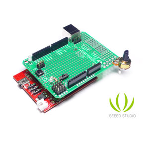 Freeduino ProtoShield Kit Remixed v1.0 - SS-STR104B2P