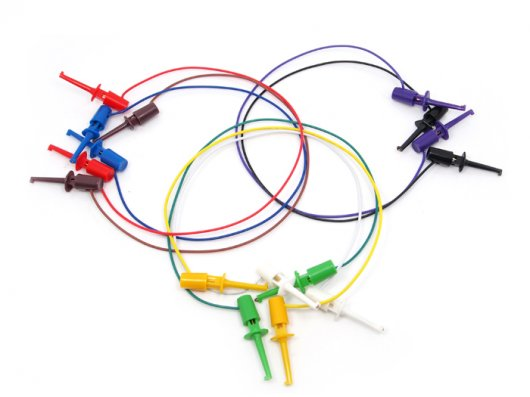 Probe jumper wire – 8pcs