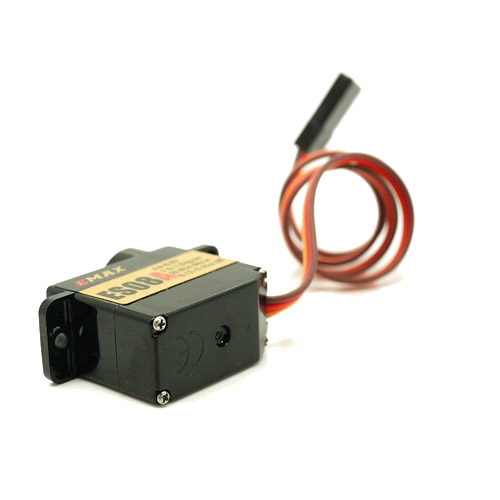 EMAX Mini Servo front view