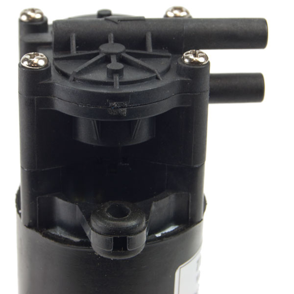 12v DC Motor Pump - side view