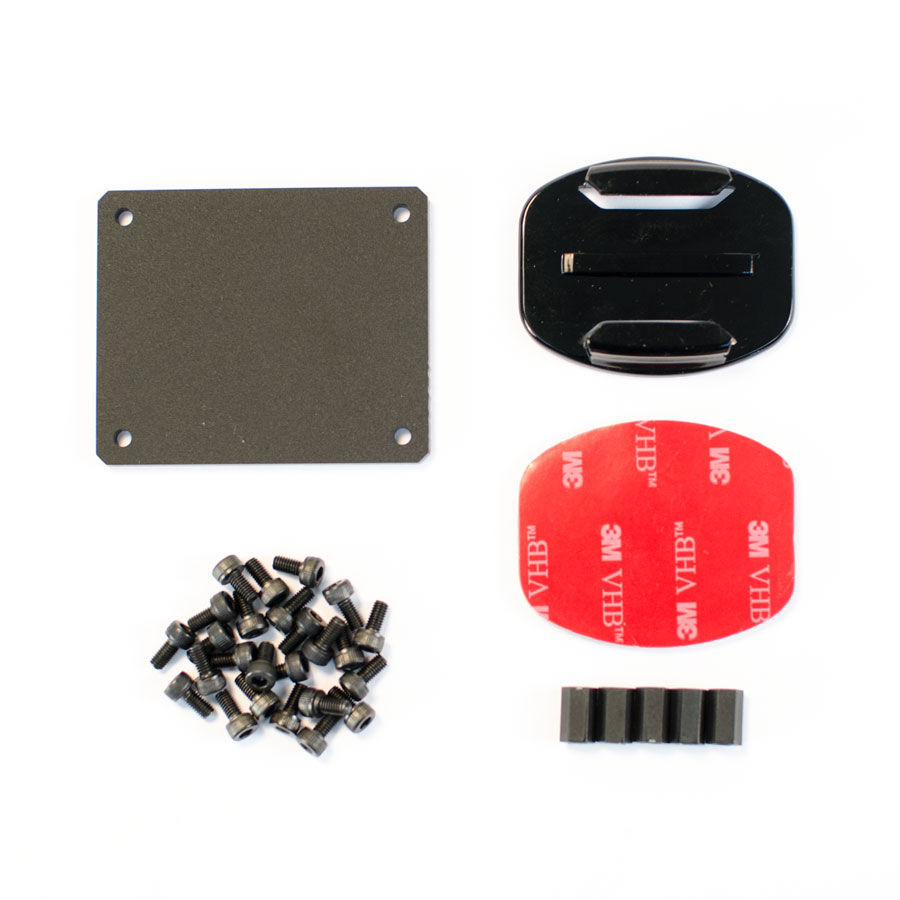 GoPro Pan Tilt Mounting Kit - ASM-GOPRO-MNT