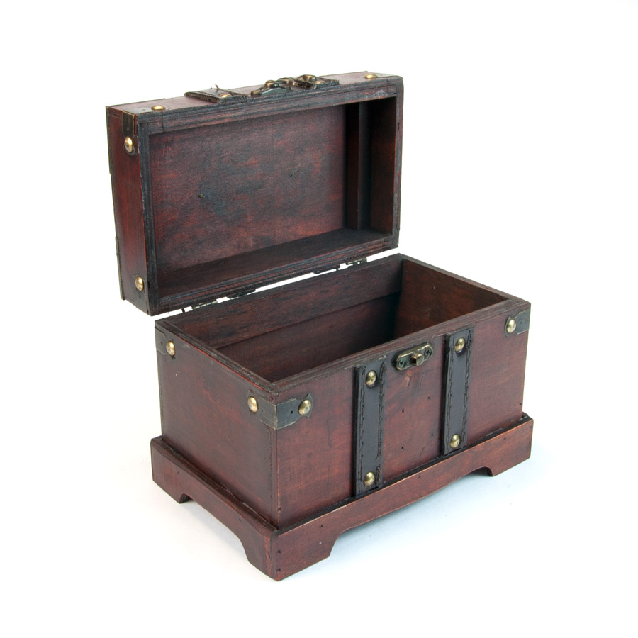 Treasure Project Box - RW-WBOX