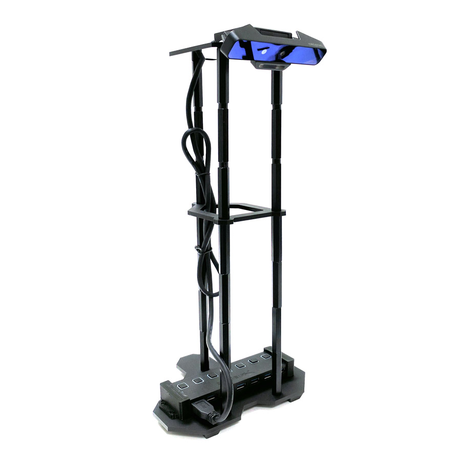 VisionX - SR300 Camera Tower for 3D Vision and ROS  ROS, WIDOWX, ROS ARM, 3D Camera Stand, ROS Camera Stand, ROS ROBOTICS