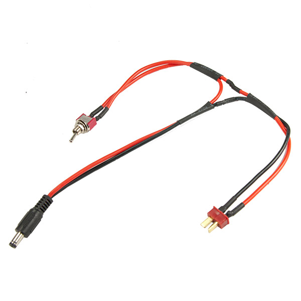 Lipo battery wiring harness