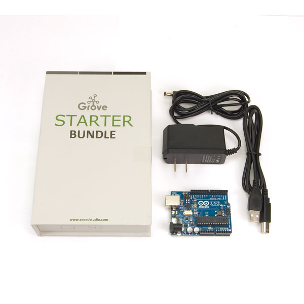 Grove Starter Kit With Arduino Grove Starter Kit With Arduino