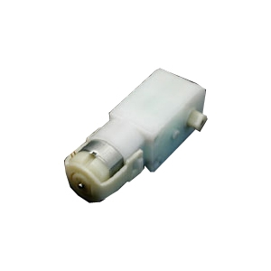 GM9 Gear Motor - 143:1 90 degree 3-6V gm9, gear motor, gearmotor