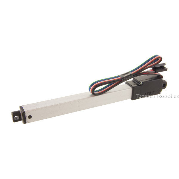 L12 100mm 210:1 Linear Actuator Firgelli, Linear Actuator, RC, PWM, 210:1, 50mm, stroke, L12-100-210-6-I