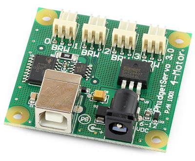 USB server controller