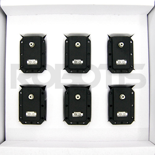Dynamixel MX-28AT Robot Actuator Bulk (6 pack) - RO-902-0100-000