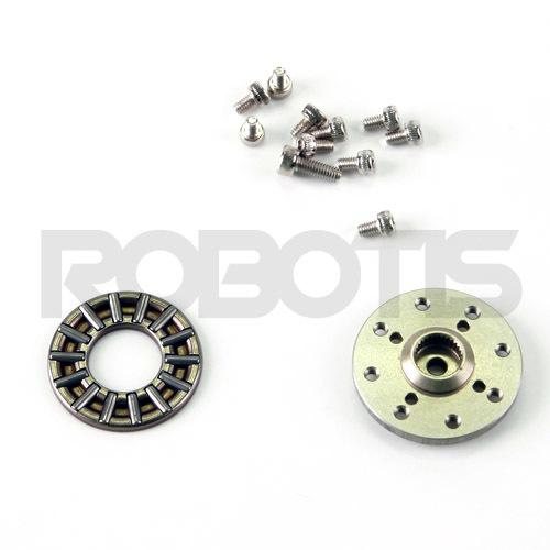 HN05-T101 Thrust Horn Set RX-64, Bracket, Frame, Thrust, Bearing, EX-106+, HN05-T101, MX-64, MX-106