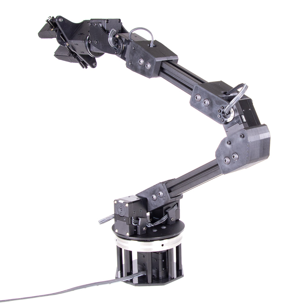 WidowX 200 Mobile Robot Arm - KIT-WXA200-MOBILE