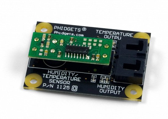 Phidgets Humidity & Temperature Sensor - PH-1125