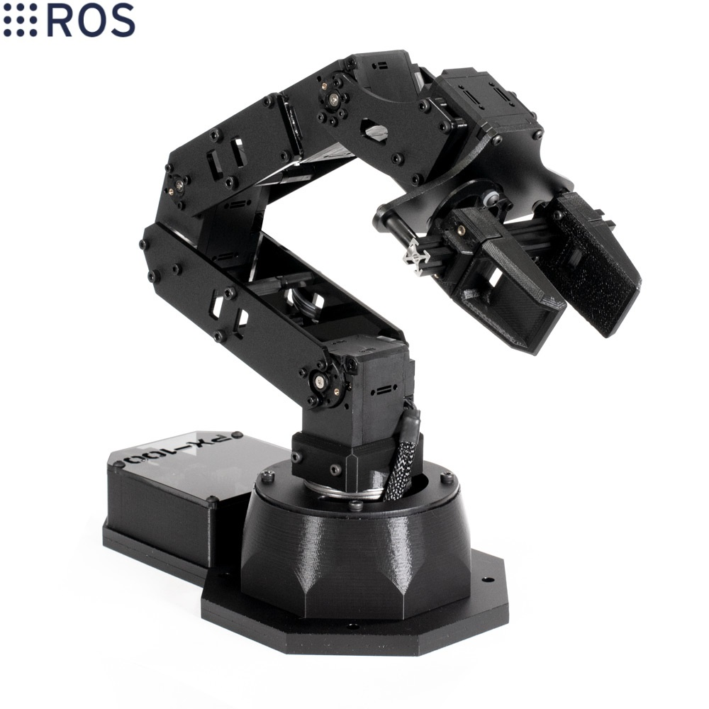 PincherX 100 Robot Arm robotic arms, research arms, research robotics, robotis x series arm, xm-430 arm, xm-540 arm, x series arm