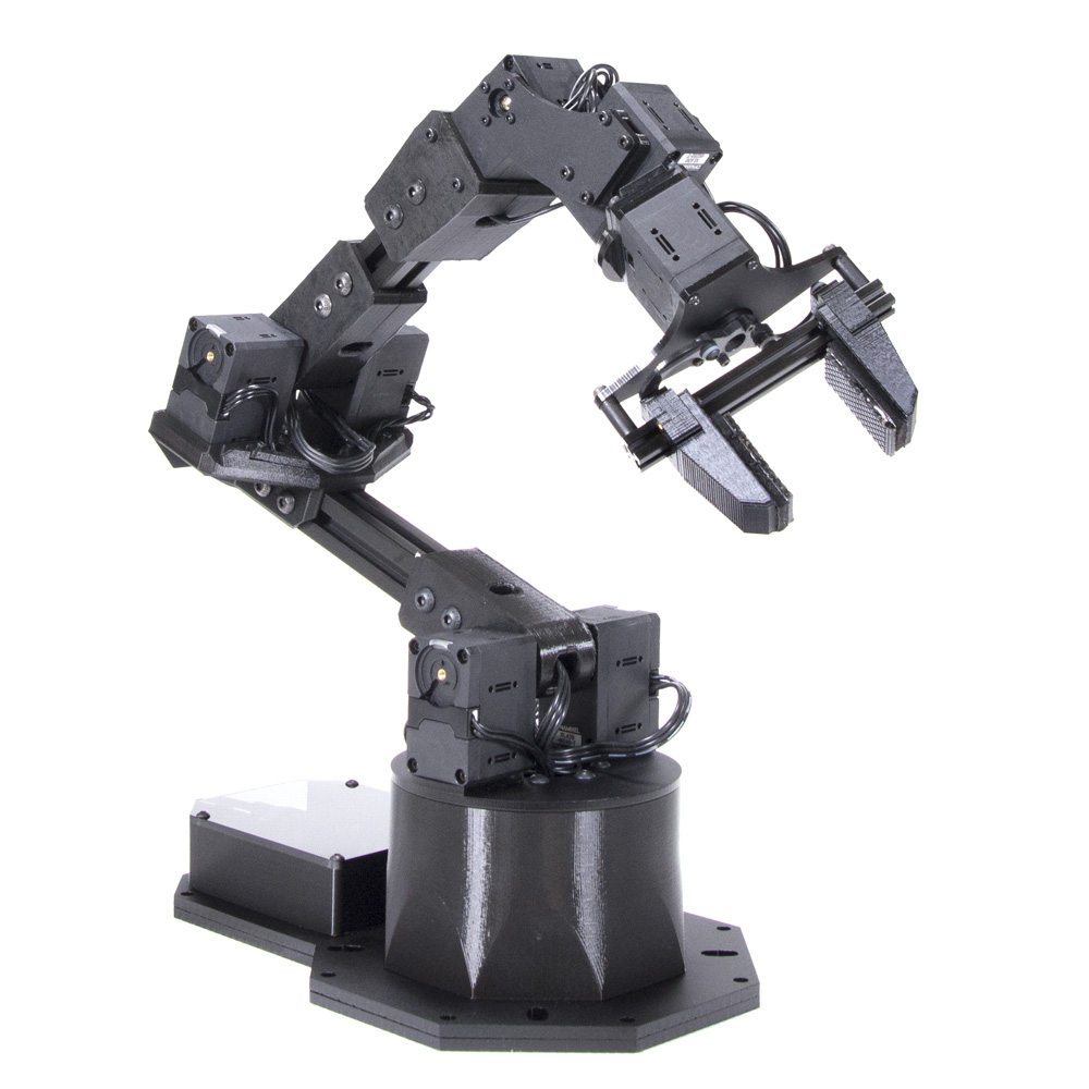 PincherX 150 Robot Arm robotic arms, research arms, research robotics, robotis x series arm, xm-430 arm, xm-540 arm, x series arm