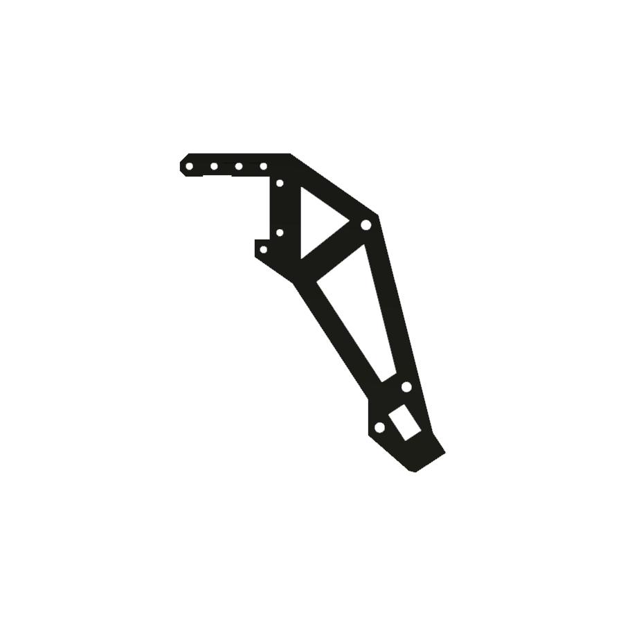 replacement phantomx crawler tibia set  2 pieces