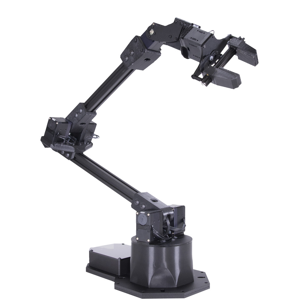 Trossen Robotics Robotic Arms Crawlers Turrets And More Cnc Metal Frame Without Circuit Board For Gopro Camera Black Alex Widowx 250 Robot Arm Research Robotis X Series