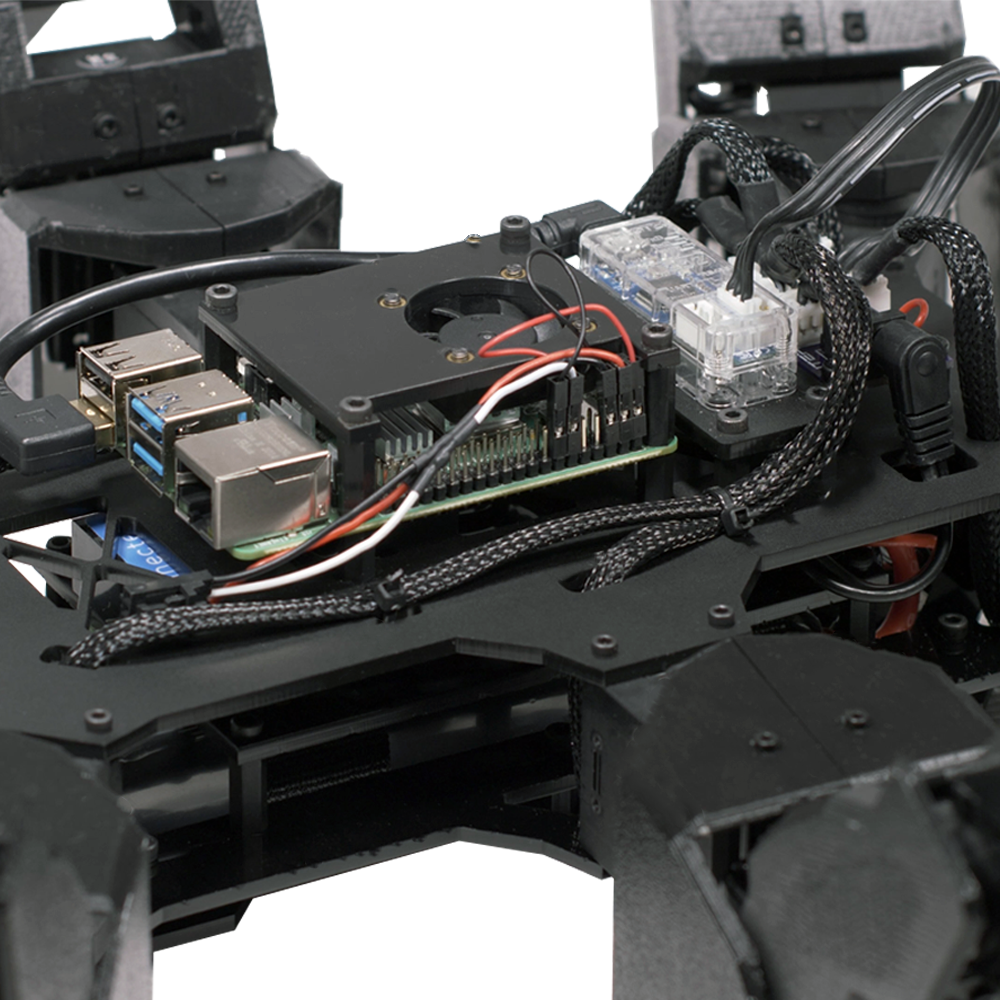 WidowX Hexapod MK-IV - KIT-MKIV-XM
