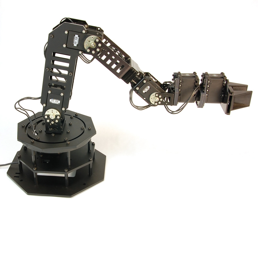 WidowX Robot Arm Kit  - KIT-WIDOWX-ARM-COMP