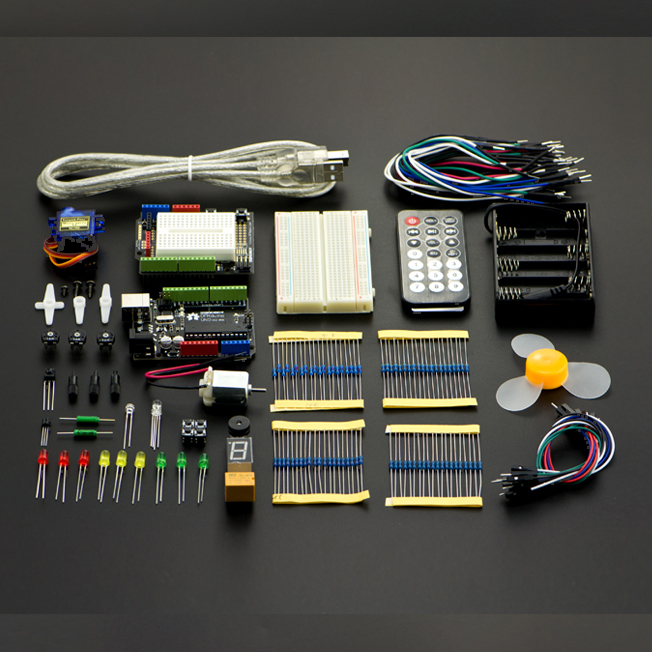 Beginner Kit For Arduino - DF-DFR0100