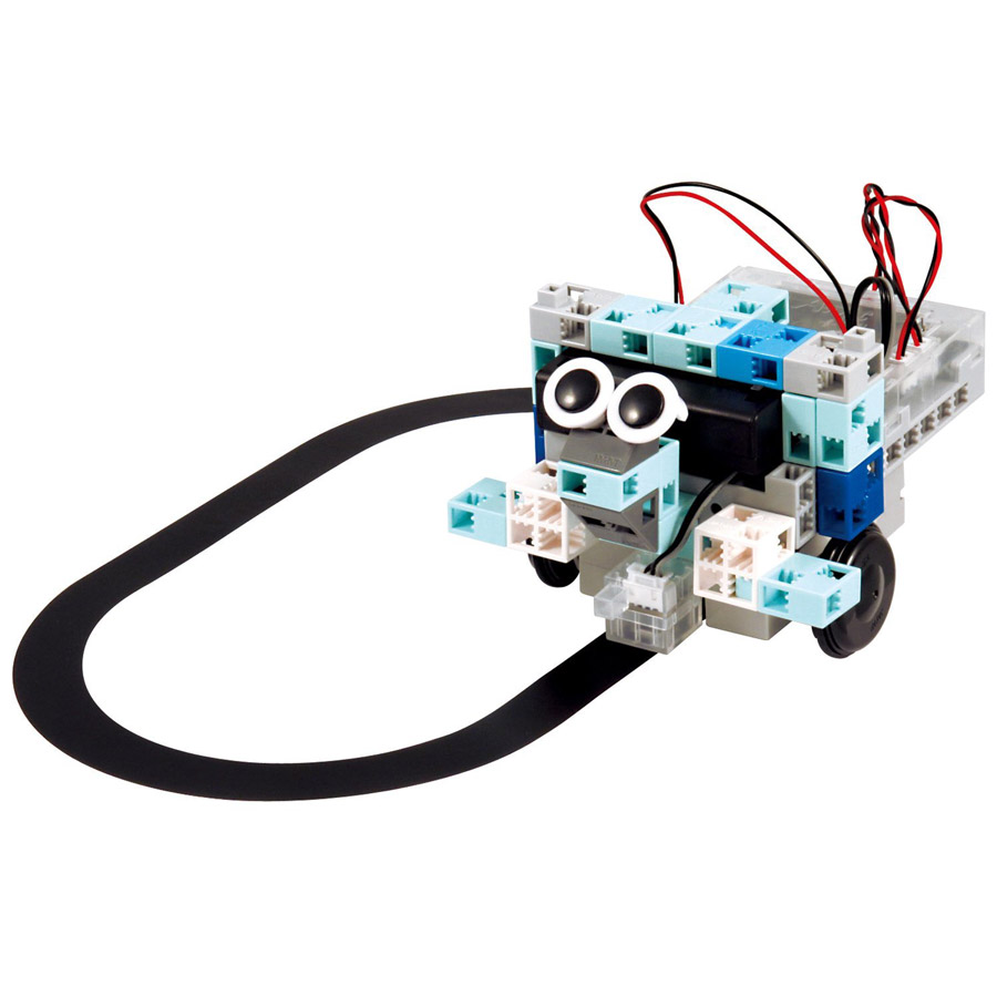 "Artec Block ""Robotist"" Sensor Car - AT-153141"