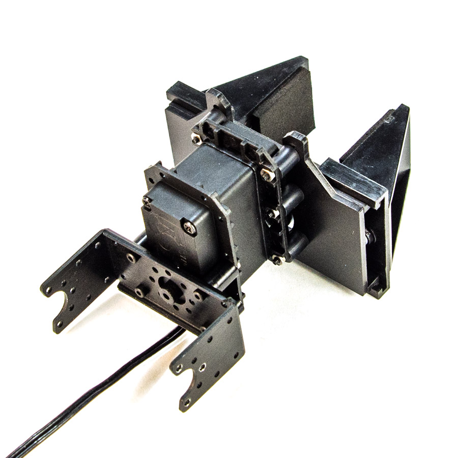 RobotGeek Parallel Gripper - RG-GRIPPER2