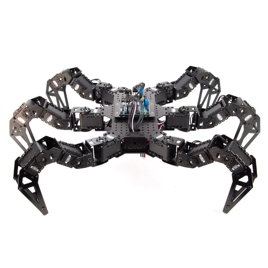 PhantomX Metal Hexapod MK-III Upgrade Kit - KIT-PXC-HEX-MK3-BB