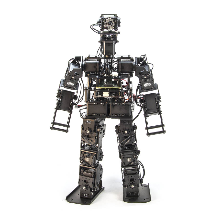 HR-OS1 Humanoid Endoskeleton