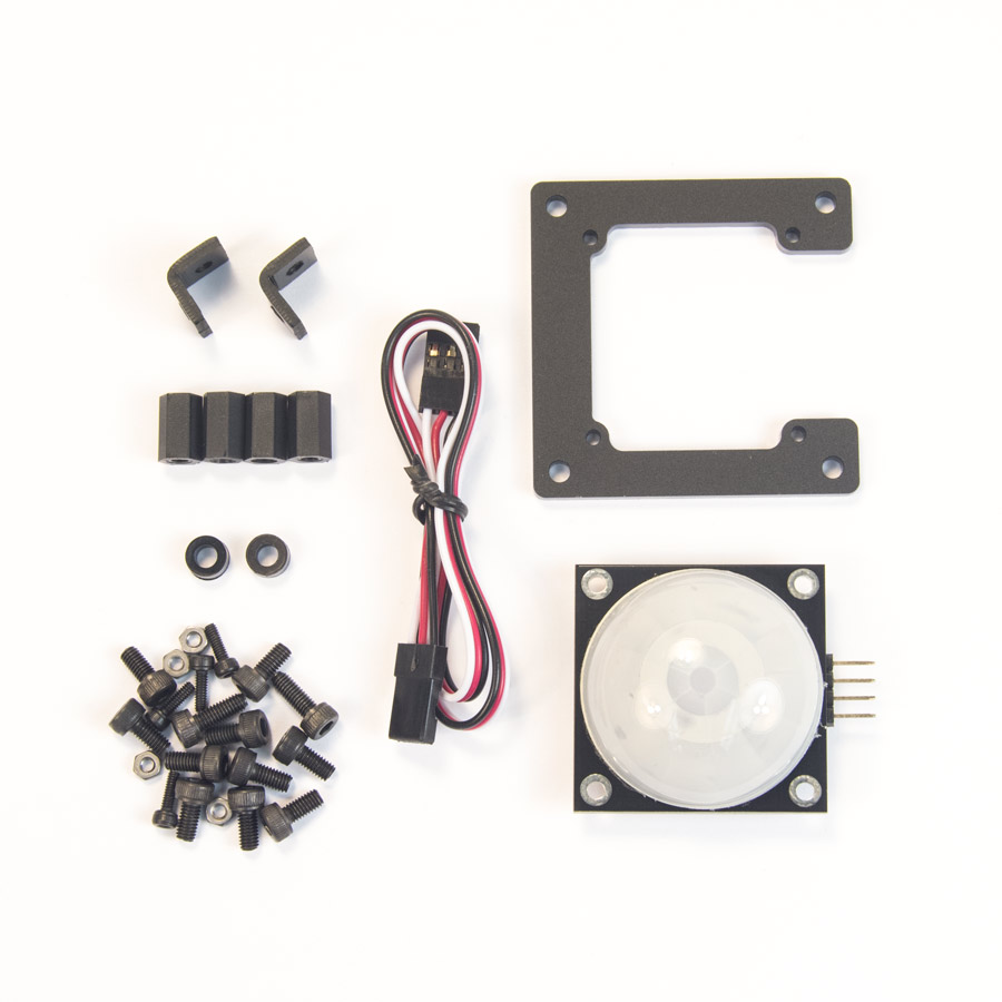 Wide Angle PIR Sensor w/ Cable - KIT-00081