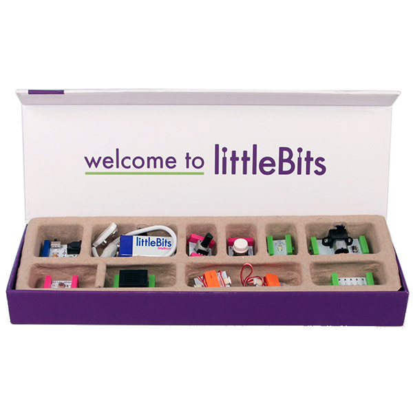 Little Bits Exploration Series Base Kit - LB-650-0119