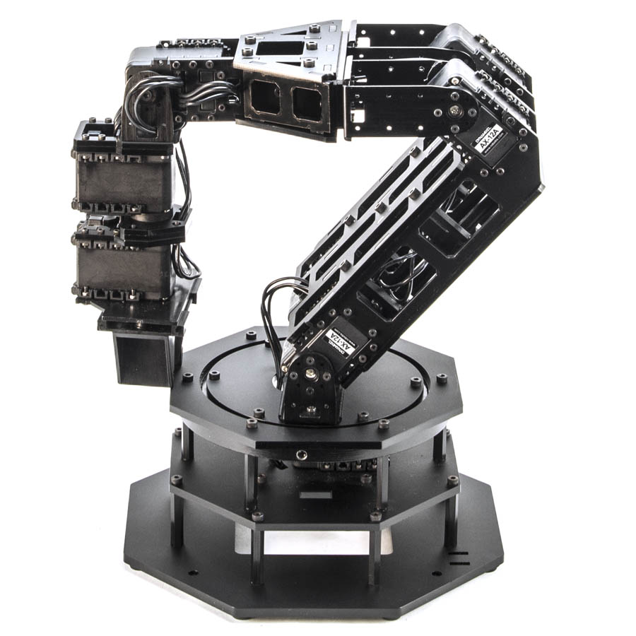 Phantomx Ax 12 Reactor Robot Arm