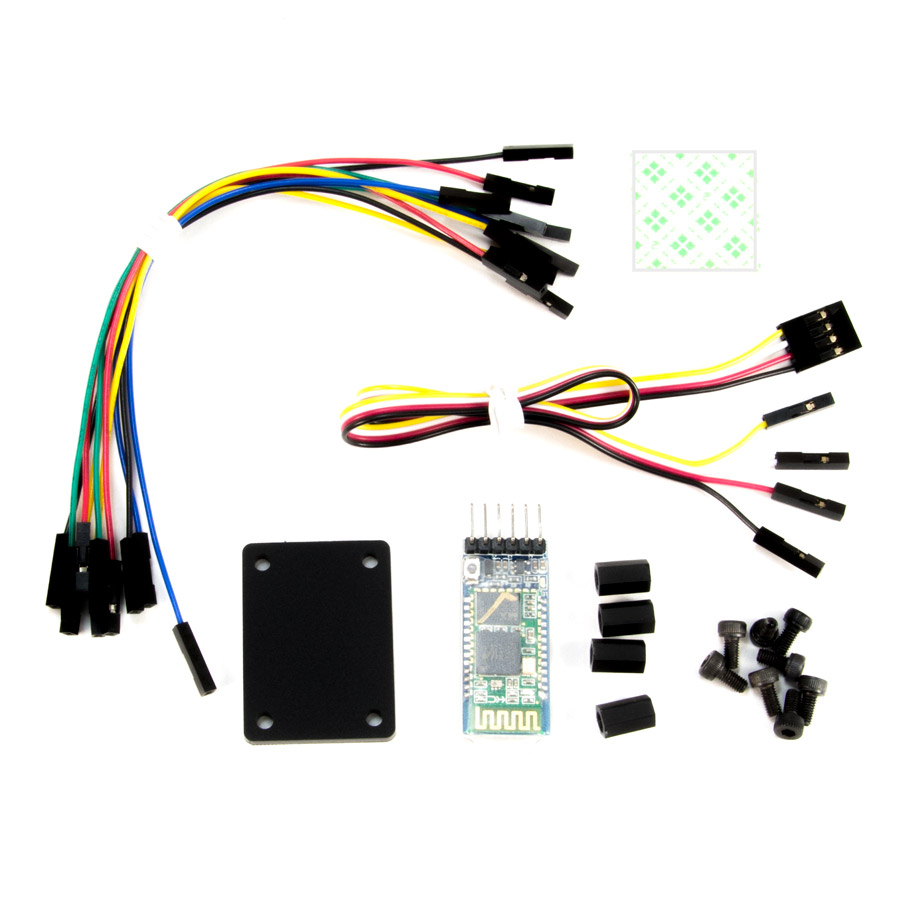 Serial Bluetooth Upgrade Kit (Android Compatible) - ASM-HC-05-BT